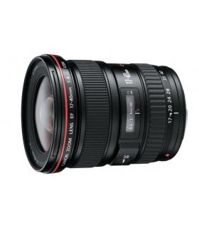 لنز دوربین کانن Canon Lens EF 17-40mm USM
