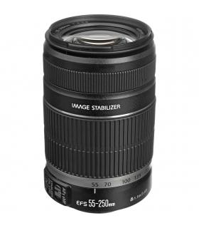 لنز دوربین کانن Canon Lens EF-S 55-250mm IS II