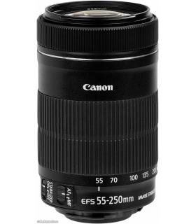 لنز دوربین کانن Canon Lens EF-S 55-250mm IS STM