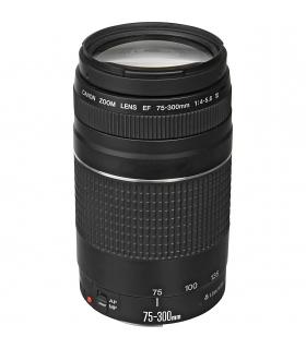 لنز دوربین کانن Canon Lens EF 75-300mm III