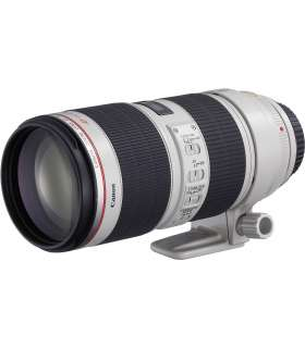 لنز دوربین کانن Canon Lens EF 70-200mm F/2.8L IS II USM