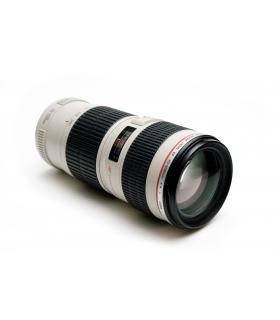 لنز دوربین کانن Canon Lens EF 70-200mm F/4L IS USM