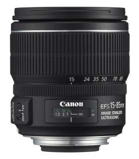 لنز دوربین کانن Canon Lens EF-S 15-85mm F/3.5-5.6 IS USM