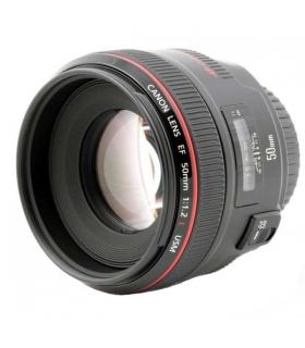 لنز دوربین کانن Canon Lens EF 50mm F/1.2L USM