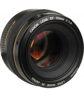 لنز دوربین کانن Canon Lens EF 50mm F/1.4 USM