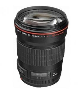 لنز دوربین کانن Canon Lens EF 135mm F/2L USM
