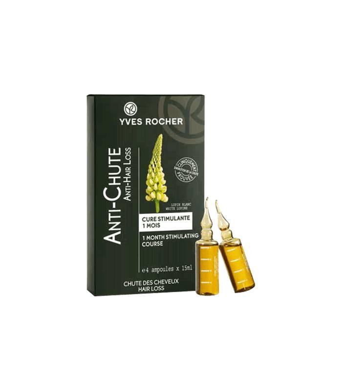 سرم ضد ریزش مو آنتی شوت ایوروشه Yves Rocher Anti Chute Stimulating Course