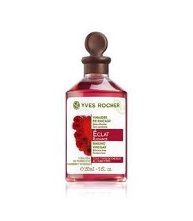 محلول درخشان کننده حاوی سرکه تمشک ایوروشه Yves Rocher Radiance Rinsing Vinegar