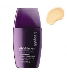 پوشاننده سکند اسکین افکت ایوروشه Yves Rocher Second Skin Effect Foundation