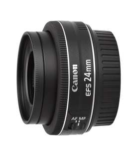 لنز دوربین کانن Canon Lens EF-S 24mm f/2.8 STM