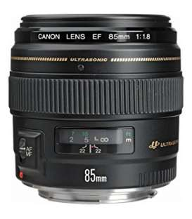 لنز دوربین کانن Canon Lens EF 85mm f/1.8 USM