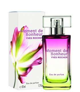 عطر زنانه ایوروشه مومنت دو بونوق Yves Rocher Moment De Bonheur