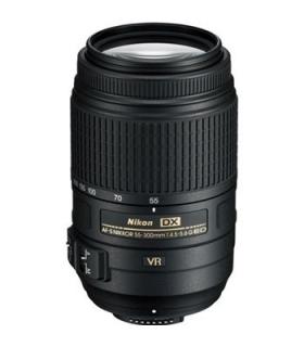 لنز دوربین نیکون Nikon Lens AF-S 55-300mm f/4.5-5.6G ED VR