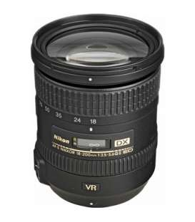 لنز دوربین نیکون Nikon Lens AF-S 18-200mm f/3.5-5.6G ED VR II