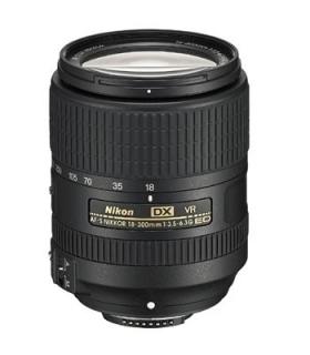 لنز دوربین نیکون Nikon Lens AF-S 18-300mm f/3.5-6.3G ED VR