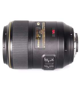 لنز دوربین نیکون Nikon Lens AF-S VR Micro 105mm f/2.8G IF-ED