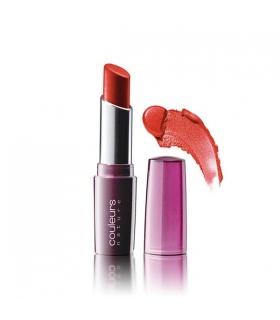 رژ لب جامد درخشان ایوروشه رنگ ژلی تانگرین Yves Rocher Sheer and Shine Lipstick