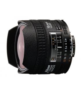 لنز دوربین نیکون Nikon Lens AF Fisheye 16mm f/2.8D