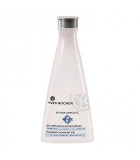 ژل پاک کننده و سفید کننده هیدرا اسپسیفیک وایت ایوروشه Yves Rocher Hydra Specific White Cleasning Gel