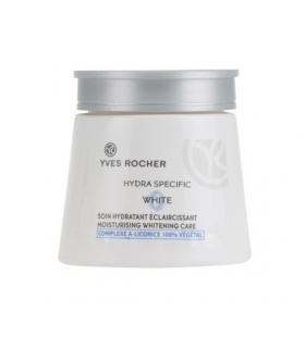 کرم مرطوب کننده کاسه ای هیدرا اسپسیفیک وایت ایوروشه Yves Rocher Hydra Specific White Moisturising Cream
