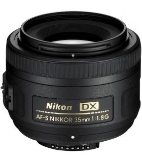 لنز دوربین نیکون Nikon Lens AF-S DX 35mm f/1.8G