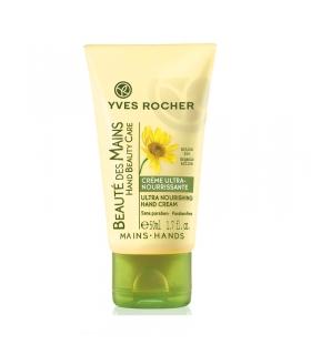 کرم تغذیه کننده قوی دست ایوروشه Yves Rocher 24h Comfort Nourishing Cream