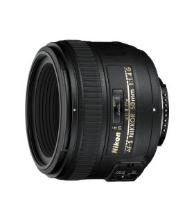 لنز دوربین نیکون Nikon Lens AF-S 50mm f/1.4G