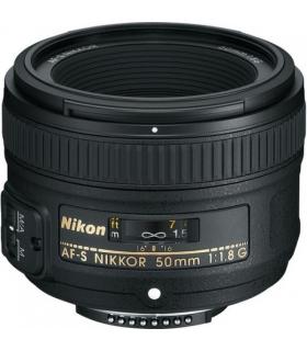 لنز دوربین نیکون Nikon Lens AF-S 50mm f/1.8G