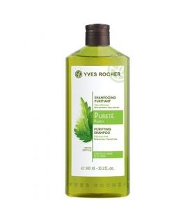 شامپو مخصوص موهای چرب ایوروشه Yves Rocher Purifying Shampoo