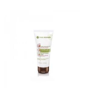 شیر نرم کننده و حالت دهنده مو ایوروشه Yves Rocher Low dry Cream Shampoo Light and Milky hair