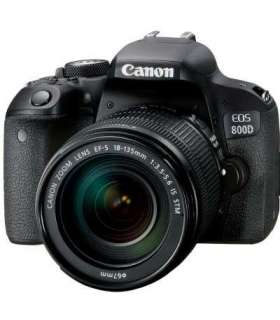 دوربین عکاسی دیجیتال کانن Canon EOS 800D Kit 18-135mm f/3.5-5.6 IS STM