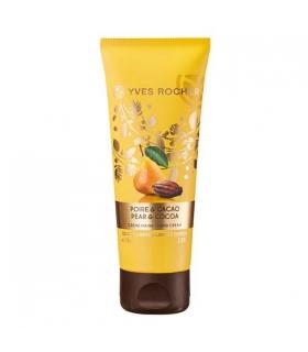 کرم مرطوب کننده دست رایحه گلابی و کاکائو ایوروشه Yves Rocher Moisturizing Hand Cream