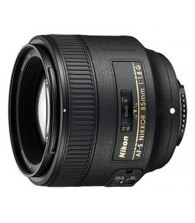 لنز دوربین نیکون Nikon Lens AF-S 85mm f/1.8G
