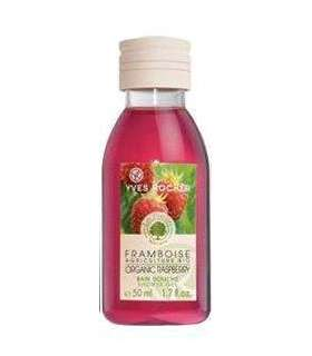 ژل حمام تمشک پلژر ناتور ایوروشه Yves Rocher Les Plaisirs Nature Raspberry Shower Gel