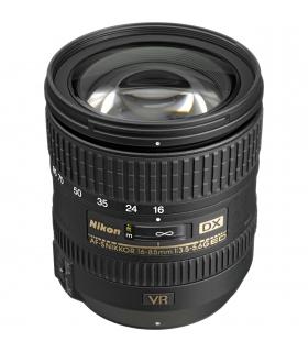 لنز دوربین نیکون Nikon Lens AF-S DX 16-85mm f/3.5-5.6G ED VR