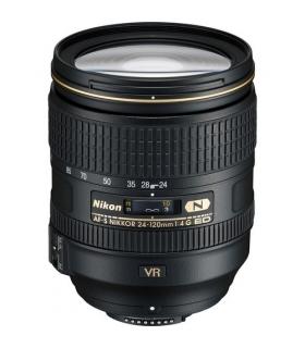 لنز دوربین نیکون Nikon Lens AF-S 24-120mm f/4G ED VR