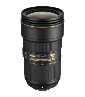 لنز دوربین نیکون Nikon Lens AF-S 24-70mm f/2.8E ED VR