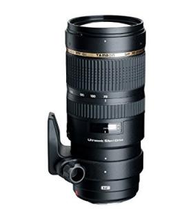 لنز دوربین تامرون مانت کانن Tamron Lens SP 70-200mm f/2.8 Di VC USD