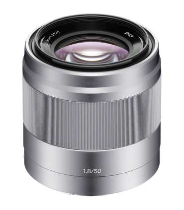 لنز دوربین سونی Sony Lens E 50mm F1.8 OSS