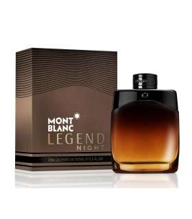 عطر مردانه مون بلان لجند نایت Montblanc Legend Night for Men