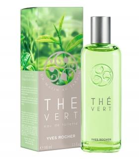 ادو تویلت زنانه و مردانه چای سبز ایوروشه Green TeaEau de toilette Yves Rocher for Men and women