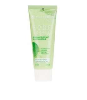 اسکراب کرمی سبو وژتال ایوروشه yves rocher sebo vegetal purifying scrub