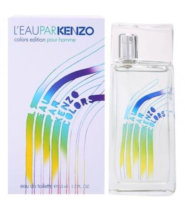 عطر مردانه کنزو لئوپار کالرز Kenzo Leau par Colors Eau De Toilette For Men