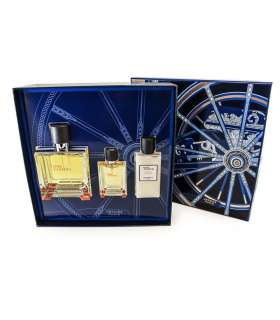 ست عطر مردانه هرمس Terre DHermes by Hermes for Men 3 Piece Set