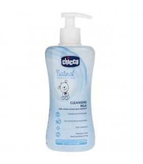 شامپو سر کودک چیکو نچرال سنسیشن 300 میلی لیتر Chicco Natural Sensation Baby Bath Shampoo 300ml
