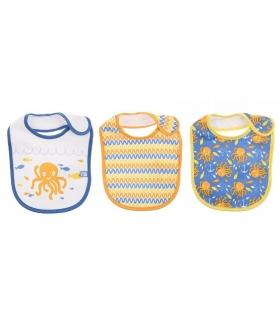 پیشبند مادرکر بسته 3 عددی طرح اختاپوس Mothercare 1630.2 Apron Pack Of 3