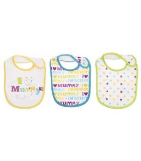 پیشبند مادرکر بسته 3 عددی طرح مامان دوستداشتنی Mothercare 1630.4 Apron Pack Of 3