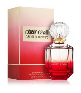 عطر و ادکلن زنانه روبرتو کاوالی پارادیسو اسولوتو Roberto Cavalli Paradiso Assoluto for Women