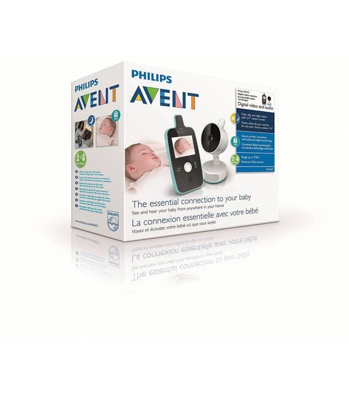 مانیتور ویدئویی کودک فیلیپس اونت 603 Philips Avent SCD603 Video Monitor