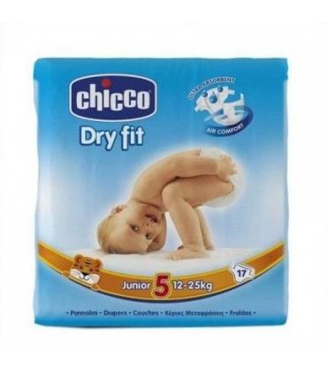 پوشک چیکو 17 عددی سایز 5 Chicco Diaper Size 5 Pack of 17